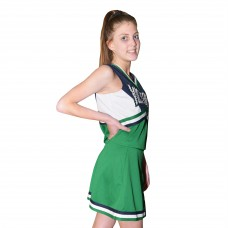 Custom Made Cheerleading Uniform Set